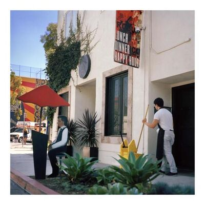 Ramiro Gomez, 'Valet, El Tovar Place, West Hollywood', 2012