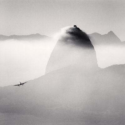 Michael Kenna, 'Plane and Sugar Loaf Mountain, Rio de Janeiro', 2006