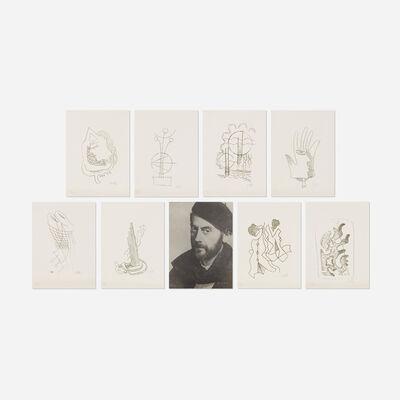 Man Ray, 'Les Treize Cliches Vierge portfolio', 1968
