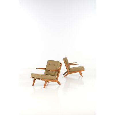 Joaquim Tenreiro, 'Pair of armchairs - Sonambula', 1950