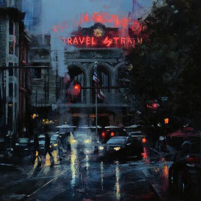 Lindsey Kustusch, 'Travel by Train', 2018