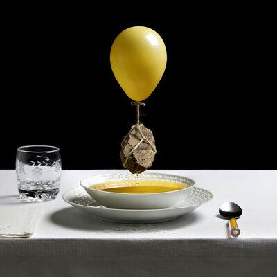 Miguel Vallinas, 'Suppe Nummer 8', 2019
