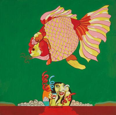 Keiichi Tanaami, 'Goldfish', 1974