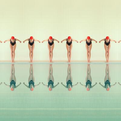 Maria Svarbova, 'Jump 3 (VI)', 2017