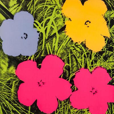 Andy Warhol, 'Flowers (FS II.70)', 1970