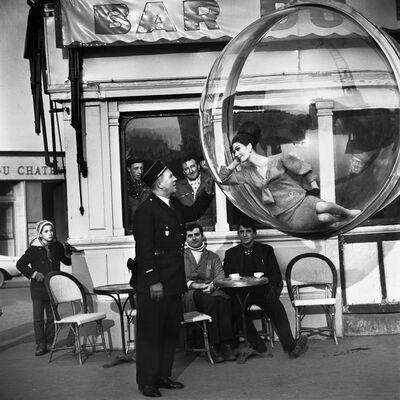 Melvin Sokolsky, 'Bar Du Flick', 1963