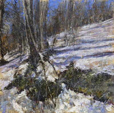 Raffaele Minotto, 'Alberi d'inverno', 2016