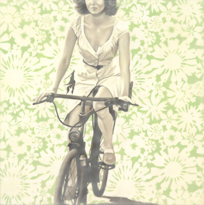 Jhina Alvarado, 'Sunday Bike Ride', 2017