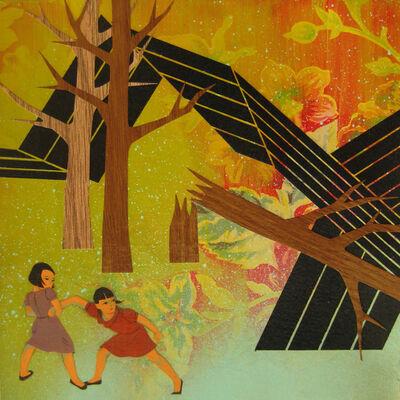 Seonna Hong, 'Brushfire', 2009