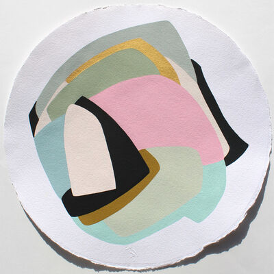 Claudia Vivero, 'Diámetro 40 n2', 2018