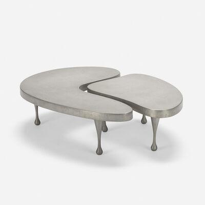 Frederick John Kiesler, 'Nesting tables, pair', 1935