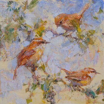 Derek Penix, 'Wrens', 2015