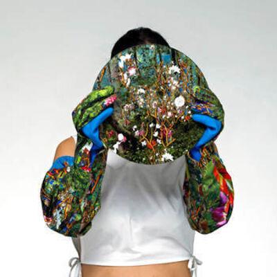 Naia del Castillo, 'Througt the Looking-glass', 2010