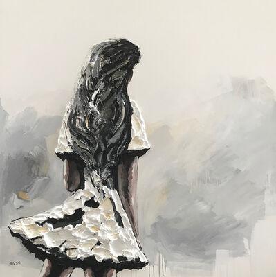Palla Jeroff, 'Desert Girl'