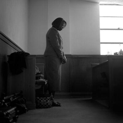 Brandon Thibodeaux, 'Prayer, Mound Bayou,Mississippi', 2010