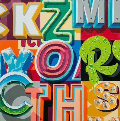 MECRO, 'Letter Study XV', 2015