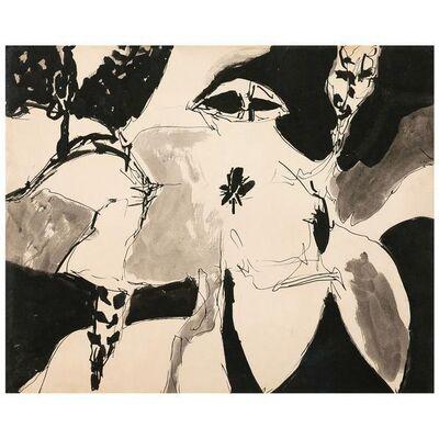 Gene Davis, 'In Bloom', 1952