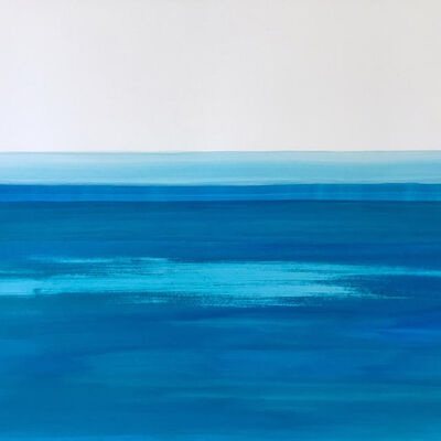 Frances Ashforth, 'Blue Ocean 1', 2019