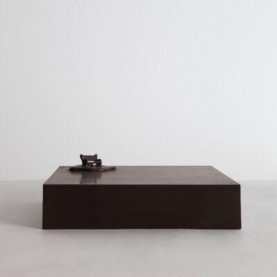 Nabuqi 娜布其, 'Field (Park bench) 原野(公園椅)', 2018