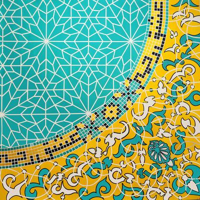 Fariba Abedin, 'Work on Paper #162', 2016