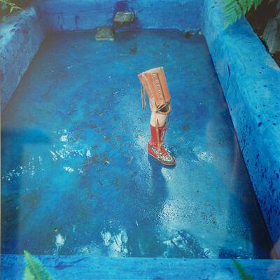Graciela Iturbide, 'El baño de Frida (protésis)', 2005