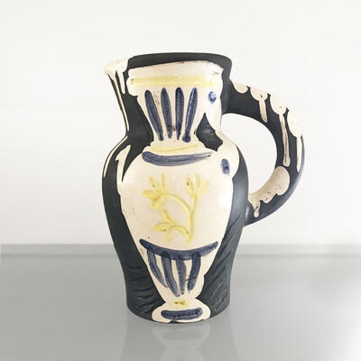 Pablo Picasso, 'Pitcher with Vase', ca. 1954