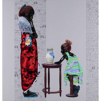 Eddy Kamuanga Ilunga, 'Série Fragile Responsibility', 2018