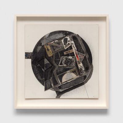 Ray Johnson, 'Untitled (Burroughs)', 1976, 1982, 1991, 1994
