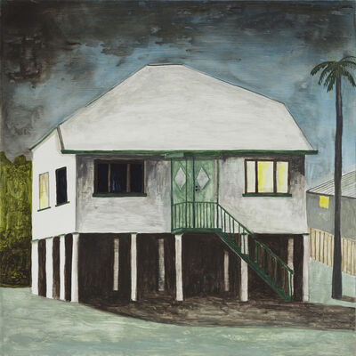 Noel McKenna, 'Home, New Farm, Brisbane', 2015