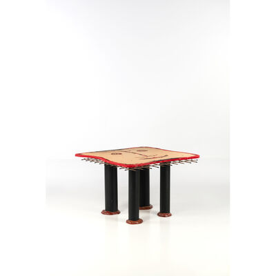 Gaetano Pesce, 'Sansone - dining room table', circa 1987