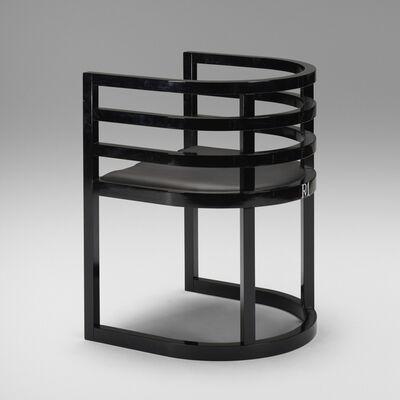 Richard Meier, 'Prototype armchair', 2011