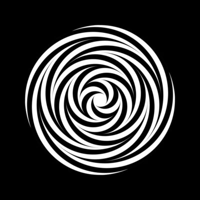 Marina Apollonio, 'Dinamica Circolare Octagon Ø 30 Speculare', 2016