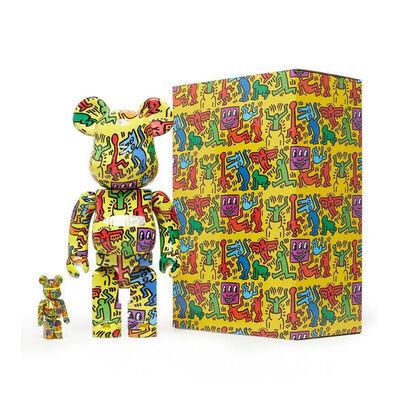 Keith Haring, 'Keith Haring #5 (400% & 100%)', 2020