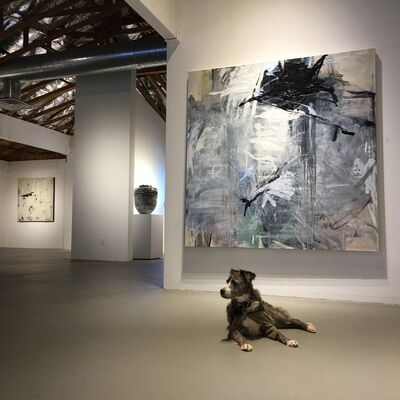 New Space  - Fresh Paint, installation view
