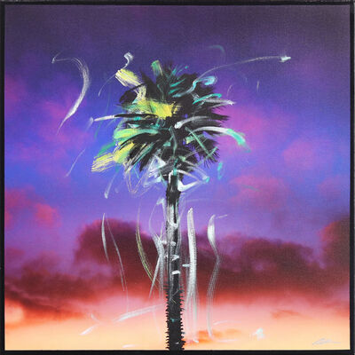 Pete Kasprzak, 'Hermosa Single Palm', 2020