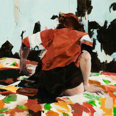 Alex Kanevsky, 'Samurai Kimono', 2019