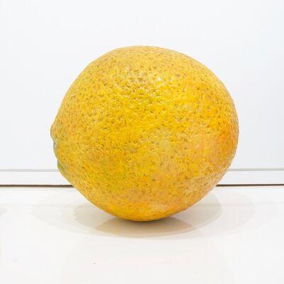 Ming Fay 費明杰, 'Naval Orange', 1982