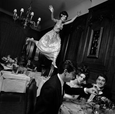 Melvin Sokolsky, 'Jump, Paris', 1965