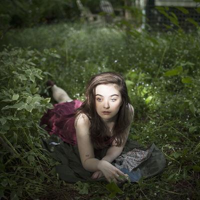 Cig Harvey, 'Devin in the Grass, Warren, Maine', 2014