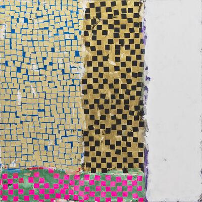 "Heimo Zobernig, '""Untitled (HZ 2015 - 012)""', 2015"