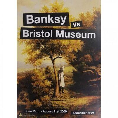 Banksy, 'Banksy vs Bristol Museum - Klansman', 2009