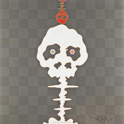 Takashi Murakami, 'Time Bokan (Silver)', 2011