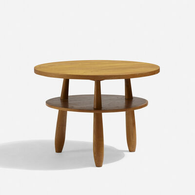 Scandinavian, 'Occasional table', c. 1945