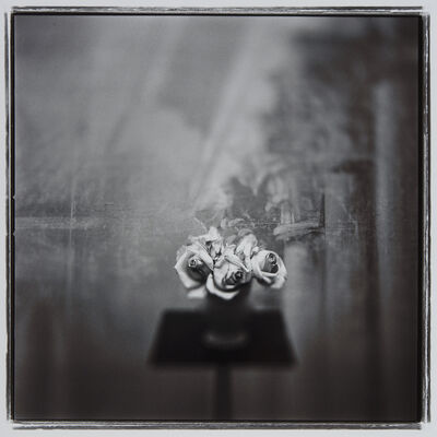 Keith Carter, 'White Roses', 1998