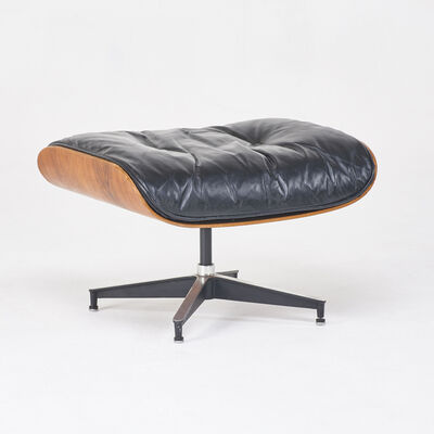 Charles and Ray Eames, 'Ottoman (no. 671)', 1970s
