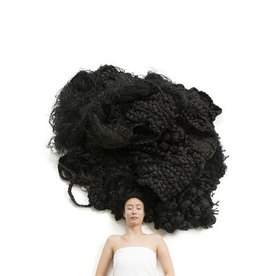 Yuni Kim Lang, 'Generation II   from the series, Comfort Hair', 2014