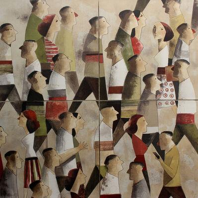 Didier Lourenço, 'The message', 2016