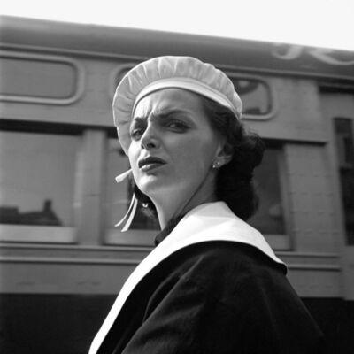 Vivian Maier, 'New York, NY', 1956