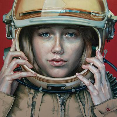 Kathrin Longhurst, 'Brave', 2020