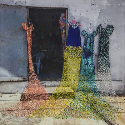 Joana Choumali, 'Ca Va Aller #57', 2018